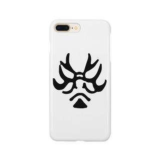 じゃぱにぃずKUMADORI Smartphone cases