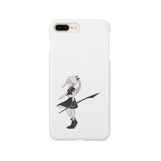 無気力少女3 Smartphone cases