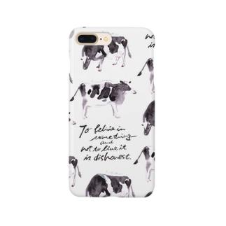 cows スマートフォンケース