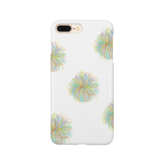 Kesalan Patharan with lots of heart Smartphone cases