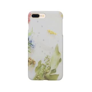 丁子草とか Smartphone cases