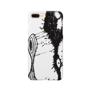 憎悪 Smartphone cases