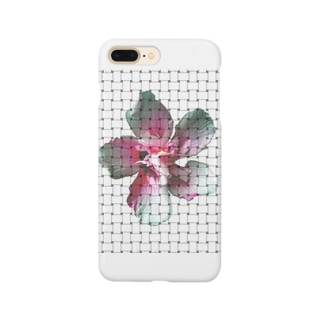 Flower-Knitting Smartphone cases