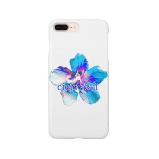 Flower-Sky② Smartphone cases
