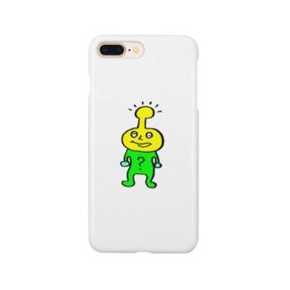 ハテナ Smartphone cases