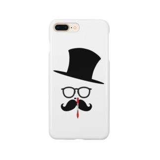 ダンディマン Smartphone cases