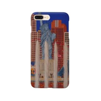 ラスベガス Smartphone cases