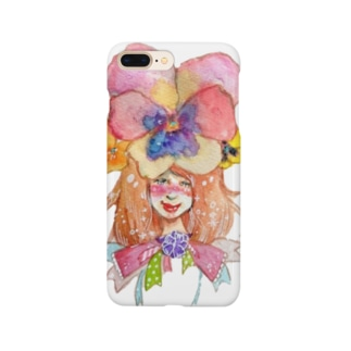 パンジーちゃん Smartphone cases