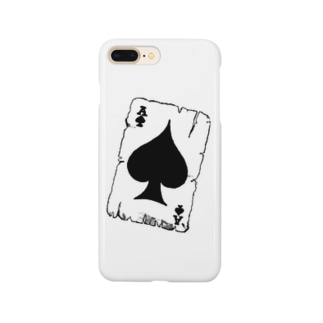 Ace of Spades Smartphone cases