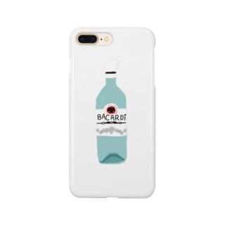 バカルディ Bacardi お酒 Smartphone cases