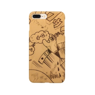 Flying Jet魚君&天麩羅御膳は、25.6度で、揚げる🌟🍤🌟 Smartphone cases