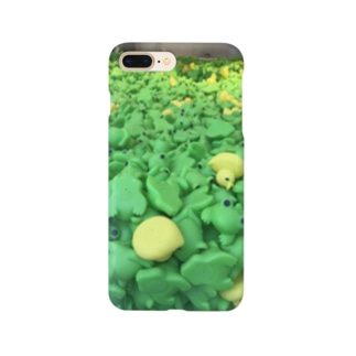 カエルちゃん Smartphone cases