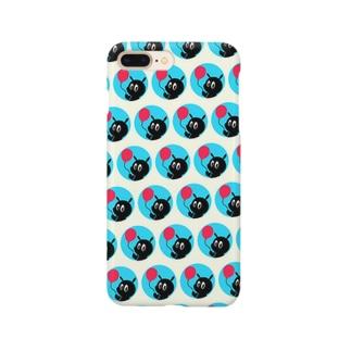 ねるねとあかい風船 Smartphone cases