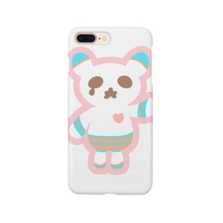 とろりん´sのミミちゃん Smartphone cases