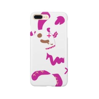 とろりん`sのミーロ Smartphone cases