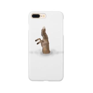 キツネの狩り Smartphone cases