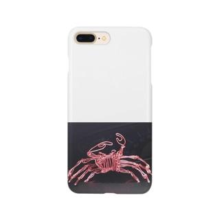 かに Smartphone cases
