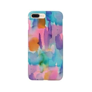 neutralフルグラフィックTシャツ Smartphone cases