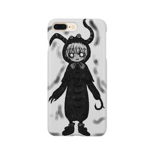 エイリアン娘 Smartphone cases