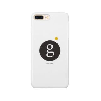 グッドシグナル Smartphone cases