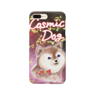 dog1 いざ目的地へ Smartphone Case