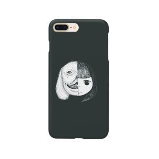 君と犬のキメラ Smartphone cases