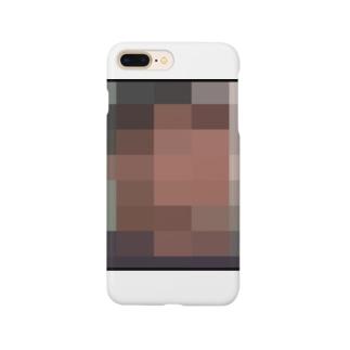 モザイクアート風 Smartphone cases