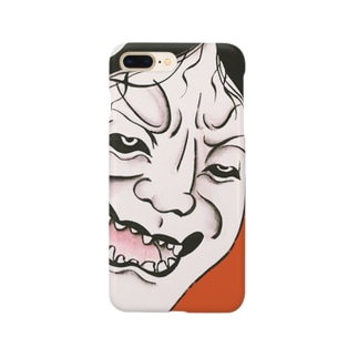 ガンガンさんアカ Smartphone cases