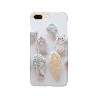 くるどーコレクション Smartphone cases