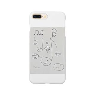 おんぷちゃん♪ Smartphone cases