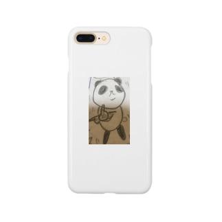 プルプルファックパンダ Smartphone cases