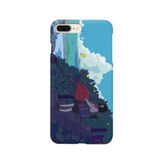 6がつのiPhoneケース Smartphone cases