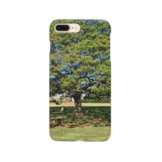 モアナルア・ガーデン Smartphone cases