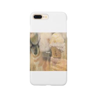Rough(Doubutsu&Ice) Smartphone cases