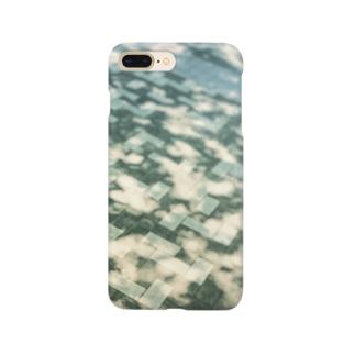 夏の木漏れ日 Smartphone cases