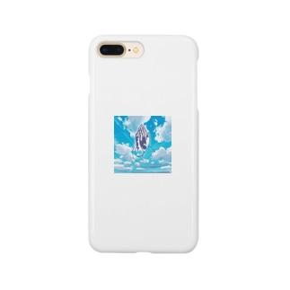 プレイングハンドシリーズ Smartphone cases