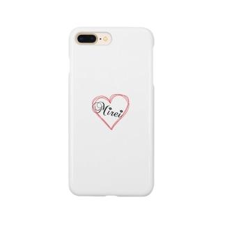 Mireiロゴ Smartphone cases