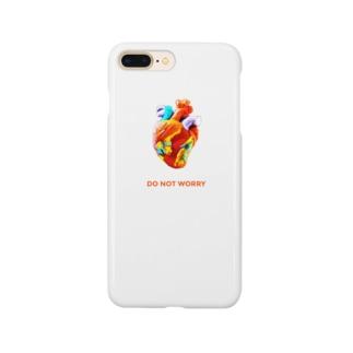 心臓  Heart Smartphone cases