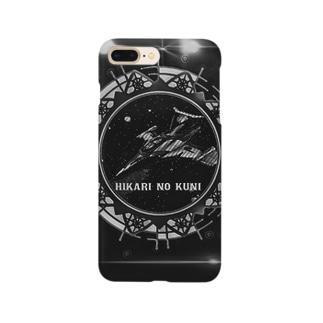 ブラックver Smartphone cases