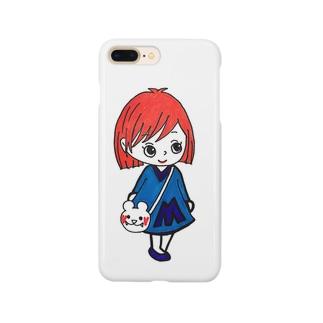 まあみちゃんシリーズ Smartphone cases