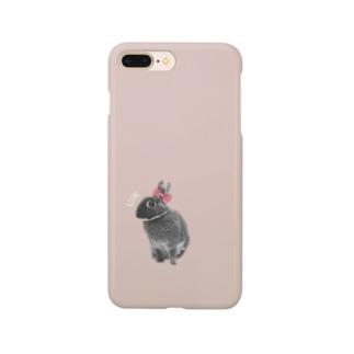 うちの小梅さん Smartphone cases
