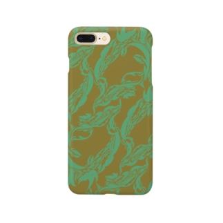 Azumiの模様の蔦 Smartphone Case