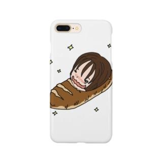 パンに埋もれたい♥️ Smartphone cases