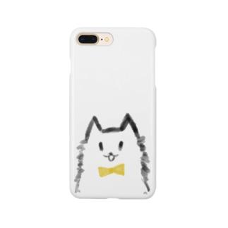ワフワフ Smartphone cases