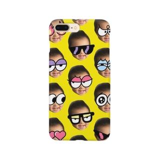 カミツキガメ Smartphone cases