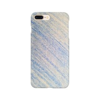 なごみの青 Smartphone cases