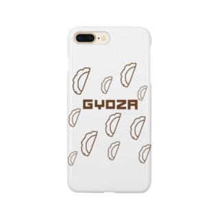 ラブ❤️餃子2021 Smartphone cases