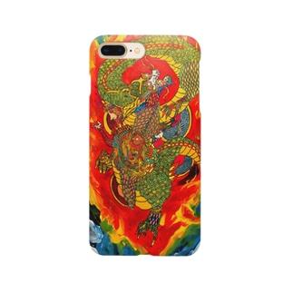 蒼龍 Smartphone cases