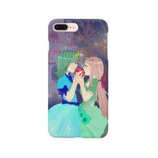 禁断の果実 Smartphone cases