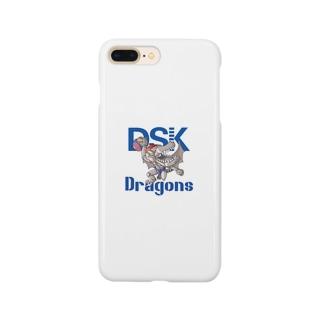 DSKドラゴンズ_キャラクター Smartphone cases